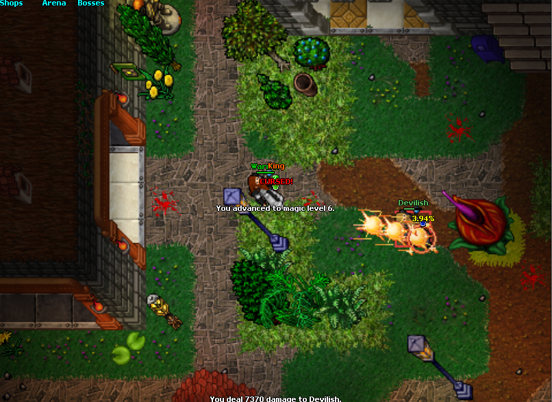 Dragonic Game Gameplay Screenshot Dungeon Portal